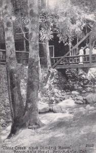 BROOKDALE, California,  00-10s; Clear Creek & Dining Room , Brookdale Hotel
