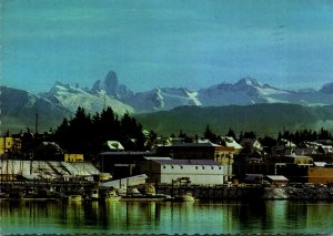 Alaska Petersburg On Tip Of Mitkof Island Home Of Little Norway F...