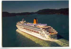 LN1698 - P&O Liner - Aurora - postcard issued by P&O