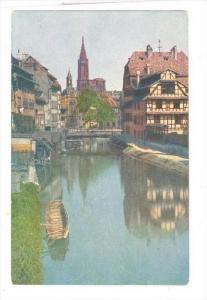 Strasbourg.-La Petite France, 1920-40s