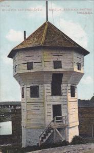 NANAIMO, British Columbia, Canada, PU-1909; Hudson Bay Company´s, Bastion