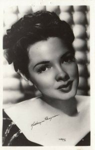 RP: American actress and coloratura soprano Kathryn Grayson, 1930-50s