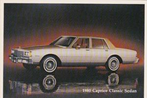 1980 Chevrolet Caprice Classic Sedan