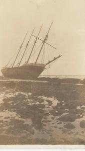 RP, San Francisco , 1914 ;POLARIS shipwreck on Potatoe Patch Shoal #1