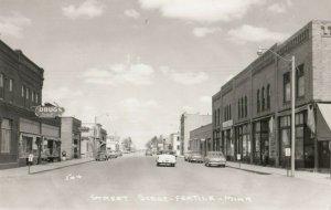 RP: FERTILE , Minnesota , 1957 ; Main Street