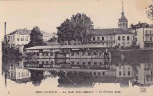 Romorantin-Lanthenay , Loir-et-Cher department , France , 00-10s ; Le Quai Sa...