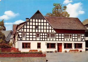 Holthausen uber Schmallenberg Gasthof Pension Vollmer Koenig