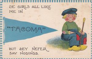 Washington Tacoma Pennant Series