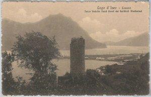 43790   CARTOLINA d'Epoca - BRESCIA provincia:  Lovere