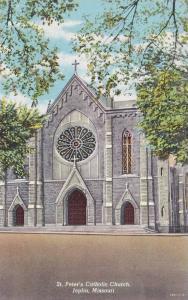 St. Peter's Catholic Church, Joplin, Missouri, 30-40´s