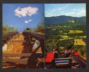 NH Lot 2 Cranmore NORTH CONWAY NEW HAMPSHIRE Postcards
