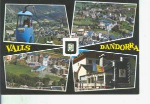 Postal 014124: Vistas varias de Andorra