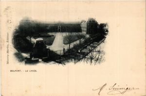 CPA BELFORT - Le Lycée (585059)