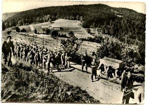 Germany - Struthoff (Bas-Rhin) Nazi Concentration Camp Prisoners  *RPPC