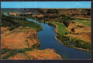 Snake River Canyon,Blue Lakes Near Twin Falls,ID BIN