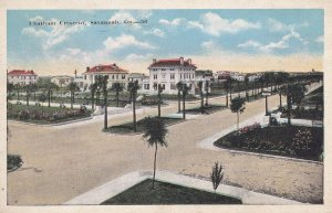 SAVANNAH, Georgia, PU-1921; Chatham Crescent