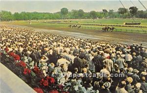 Saratoga Race Track Saratoga Springs, New York, NY, USA Unused