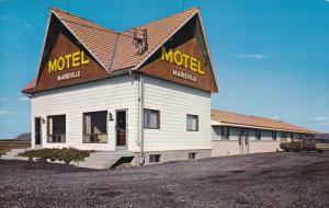 MARIEVILLE, Quebec, Canada, PU-1970; Motel Marieville