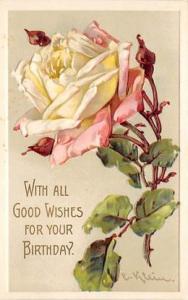Artist Catherine Klein Postcard Old Vintage Antique Post Card No. 1007 Writit...