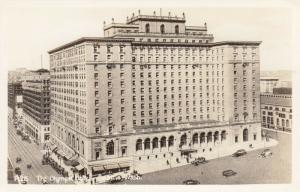 RP: SEATTLE, Washington, 30-40s; The Olympic Hotel