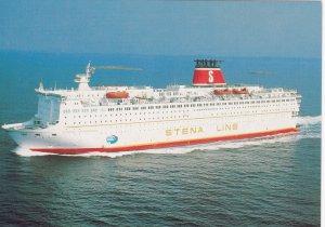 M/S Stena Germanica , Stena Line, Goteborg-Kiel route , 60-90s Version-2