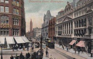 BIRMINGHAM, England, UK , 1905 ; Corporation Street : Version-2