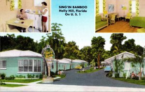 Florida Holly Hill Sing'In Bamboo Motel