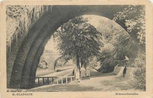 M.-Gladbach Hohenzollernallee Mönchengladbach Germany