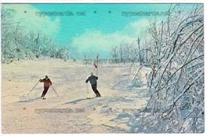 Snow Skiing, Stamford NY