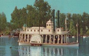 BUENA PARK , California , 1950-60s ; Steamboat Ride