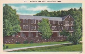 Tennessee Gathlinburg Mountain View Hotel