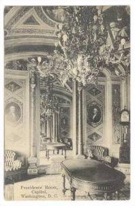 President's Room, Capitol, Washington, D.C., 00-10s