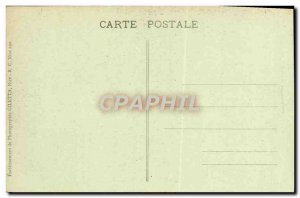 Old Postcard Ile St Honorat Lerins Abbey Museum lapidary