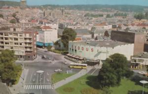 Arnhem Velperplein Exodus Giant Dutch Restaurant Postcard