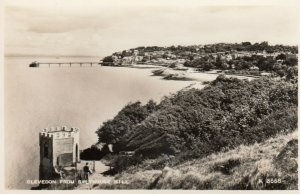 RP: CLEVEDON , Somerset , England, 30-50s ; From Salthouse Hill