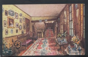Norfolk Postcard - The Corridor, The Maids Head Hotel, Norwich RS18738