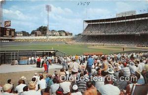 Baseball Stadium Postcard Kansas City, MO, USA Kansas City Municipal Stadium