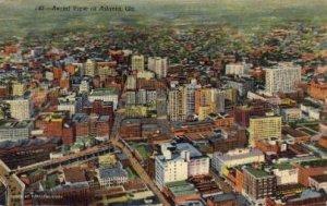 Aerial View - Atlanta, Georgia GA