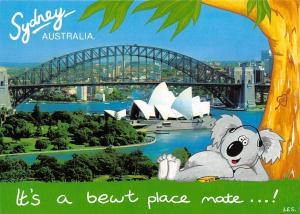 Australia Sydney Bridge Opera Panorama It's a bewt place mate...!