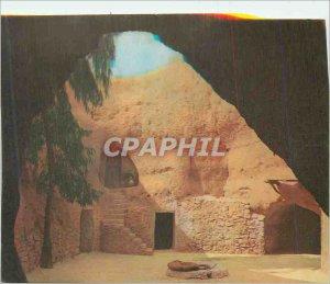 The Modern Postcard Matmata Ghorfas