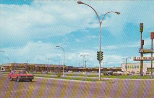 Canada Quebec Sept-Iles Le Centre d'achat Boulevard