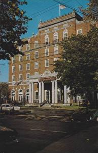 Exterior,  The Charlottetown Hotel,  Prince Edward Island,  Canada,  40-60s