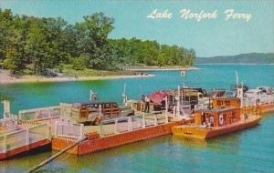 Arkansas Lake Norfork Panther Bay Landing Ferry