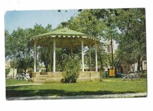 Old Plaza Bandstand in the Heart of Albuquerque New Mexico Petley