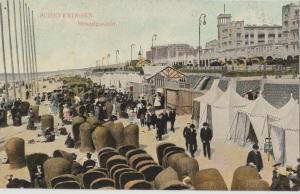 HOLLAND SCHEVENINGEN DUCTCH BRIEFKAART Postcard c1910