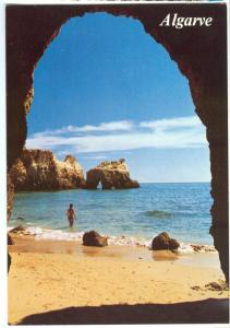 Portugal, Algarve, 1988 used Postcard