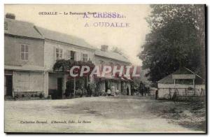 Oudalle Old Postcard The Turnip restaurant