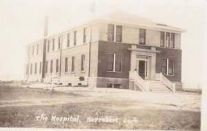 RP: The Hospital , KERROBERT , Saskatchewan , Canada , 00-10s