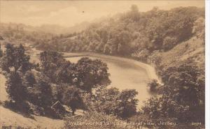 England Waterworks Valley General View Jersey