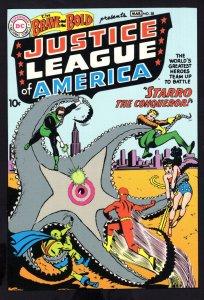 Justice League Of America Starro The Conqueror DC Comic Book Postcard